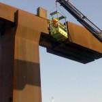 Reparatie Hanzebrug Deventer